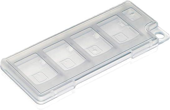 F Fityle Caja para Almacenamiento de Tarjetas de Juego Caja para ...