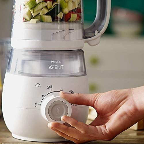 Philips Avent Procesador de alimentos para bebés, 4 en 1: Amazon ...