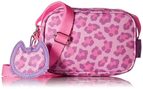 Price comparison product image Bixbee Sassy Spots Leopard Purse, Pink