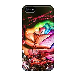 Hot The Beauty 17 First Grade Tpu Phone Case For Iphone 5/5s Case Cover