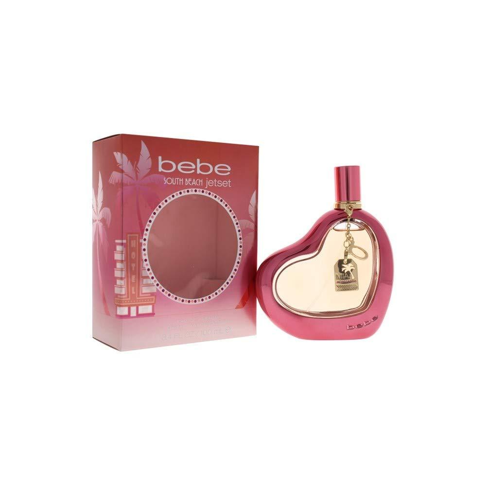 Bebe South Beach Jetset By Bebe for Women - 3.4 Oz Edp Spray, 3.4 Oz