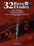 WF85 - 32 Rose Etudes for Clarinet Book