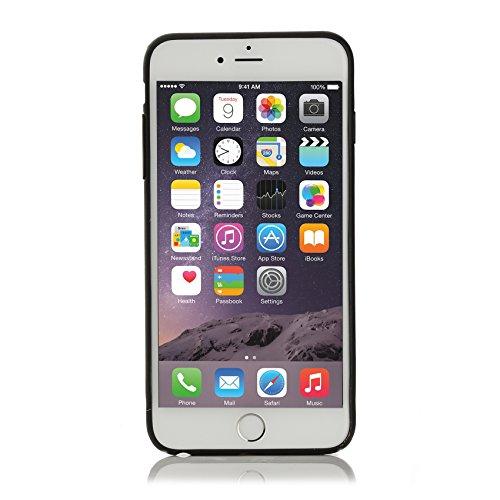 Coconut® iPhone 6s No Impact Case schwarz