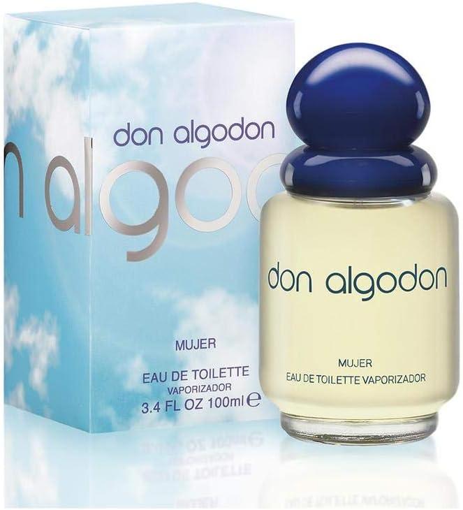 Varios Export Don Algodon Eau de Toilette Vaporizador 100 ml ...