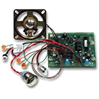 VIKING ELECTRONICS E-1600-50A / CIRCUIT BOARD/BUTTON/SPEAKER FOR 1600A SERIES PHONE