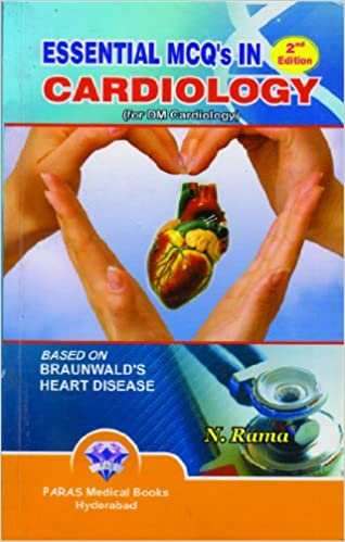 Amazon in: Buy Essential MCQs in Cardiology (DM Cardiology) Book