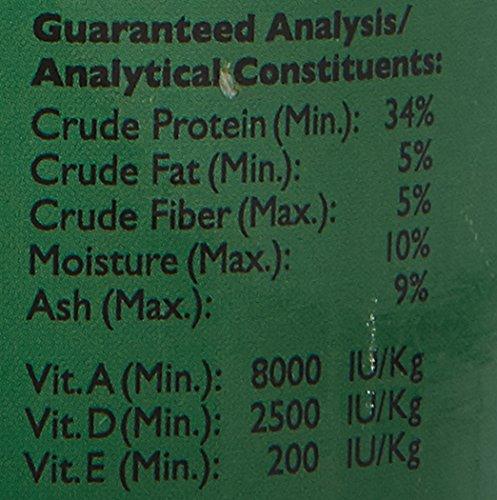 Picture of New Life Spectrum FLOAT Surface Feeder Large 3mm Floating Salt/Fresh Pet Food, 190gm