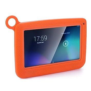 Tablet táctil de niños, 7 Pulgadas WiFi Tablet Infantil pequeña ...