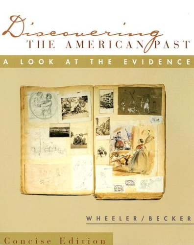 Discovering the American Past, Brief Edition