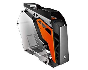 3b5de87a6a COUGAR オープンフレームPCケース CONQUER 強化ガラス採用 アルミフレーム 水冷ラジエーター搭載可能 【