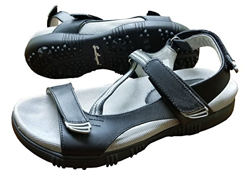 Sandbaggers Tango Women's Golf Sandals (9, -
