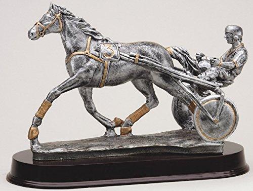 "The Trophy Studio Harness Racing/Sulky 10""tall -  RF2473SG"