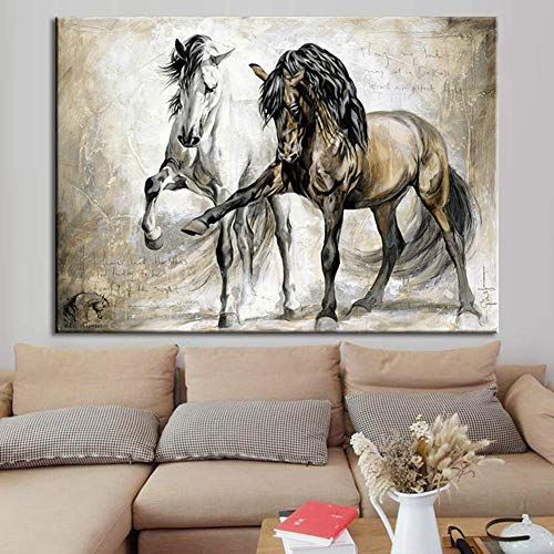 horse framed art - 9