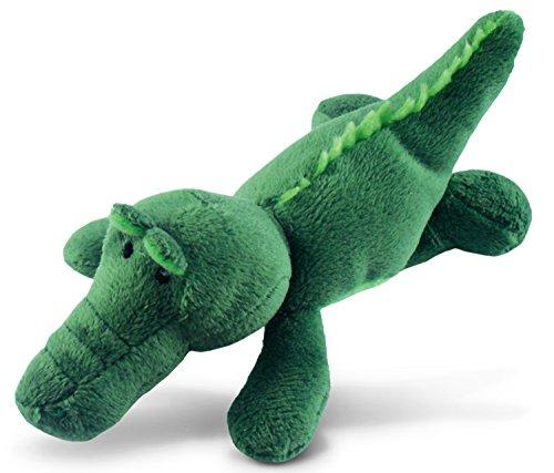 Alligator Magnet - Puzzled Plush Magnet, Alligator