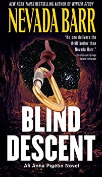 Blind Descent 0380728265 Book Cover