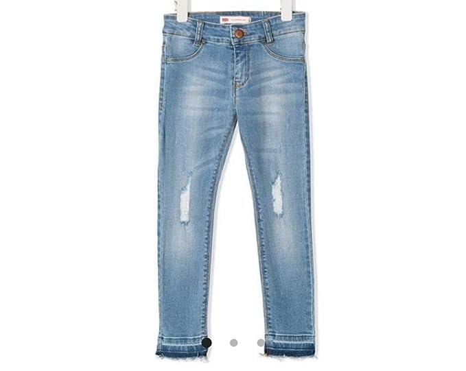 Levis kids NN23577 Pantalones Vaqueros Niños 14A: Amazon.es ...