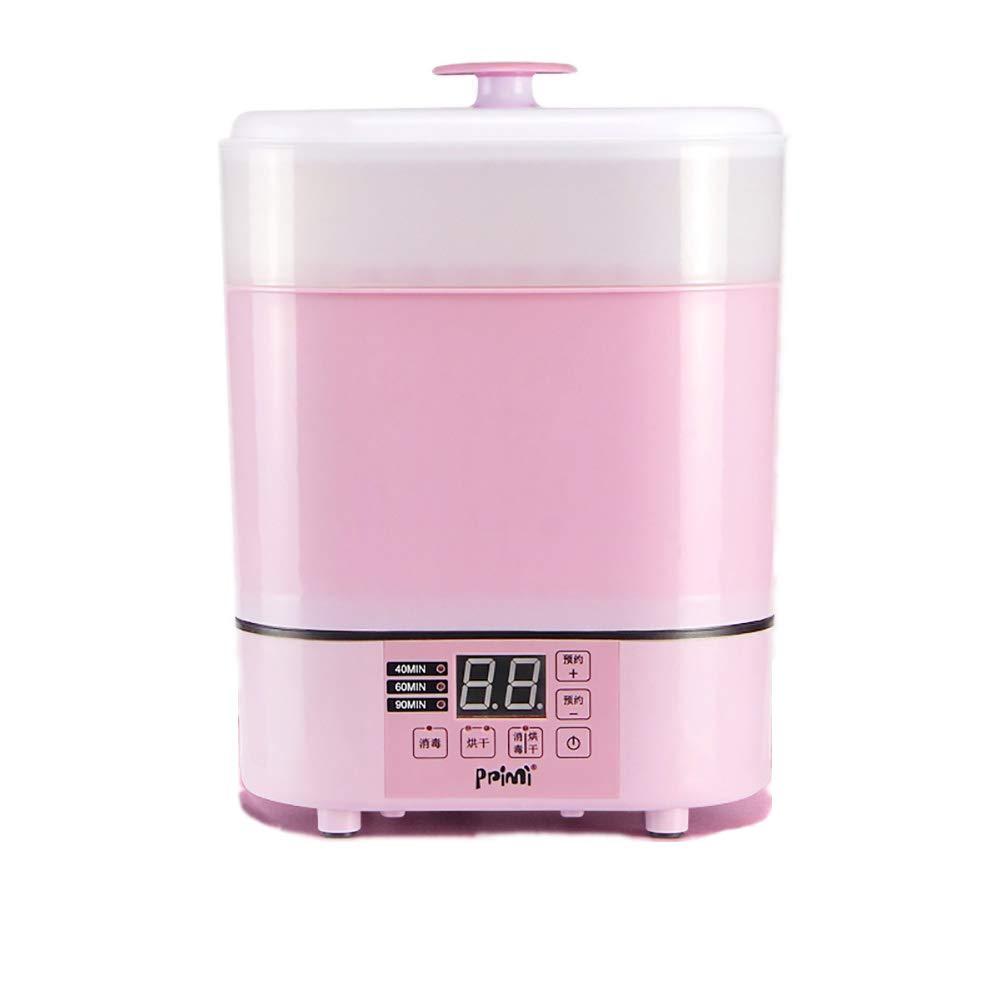 【超新作】 赤ちゃんボトルウォーマー、3-in-1ボトル消毒自然乾燥電気ボトルとフードウォーマー自動加熱 (色 Pink)、白 (色 : : Pink) Pink B07L2LTQG6, Parfait(パルフェ):d87bc5b1 --- a0267596.xsph.ru