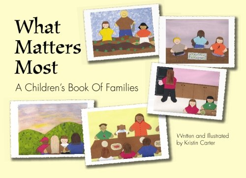 Download What Matters Most: A Children's Book of Families ebook