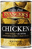 Cheap Evanger'S 776176 12-Pack Gold Sp Grain Free Chicken Dinner For Dogs, 22-Ounce