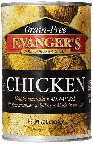 Cheap Evanger'S 776176 12-Pack Gold Sp Grain Free Chicken Dinner For Dogs, 22-Ounce