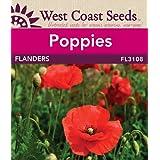 Poppy Seeds - Flanders Poppy (approx. 2240 seeds)