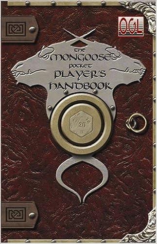 Mongoose Pocket Player's Handbook: August Hahn