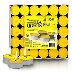 Zion Judaica Citronella Scented Tealight...