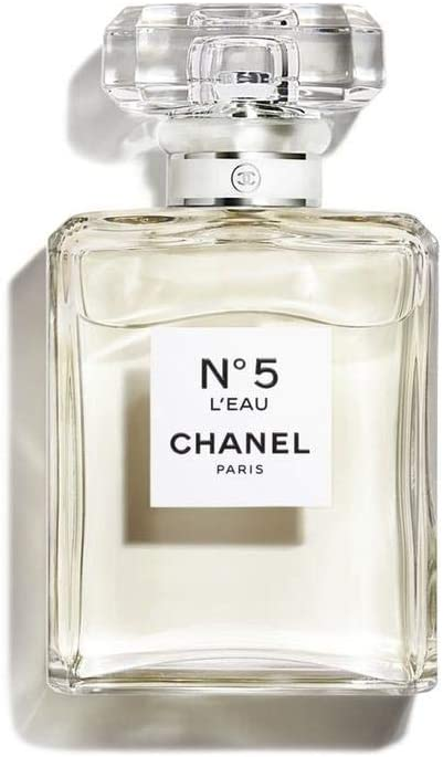 Chanel No 5 L'EAU 100 Ml 3.4 Oz: Amazon.ca: Beauty