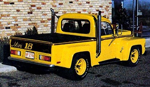1980 Mini 18 Pickup Truck Vw Elite Kit Car Photo