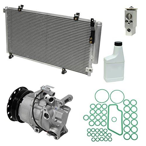 UAC KT 4981D A/C Compressor and Component Kit (2006 Scion Xb Ac Compressor)