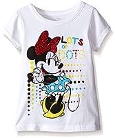 Disney Girls' Minnie Lots Of Dots Short ...