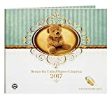 #10: 2017 S Birth Proof Coin Set US Mint Packaged