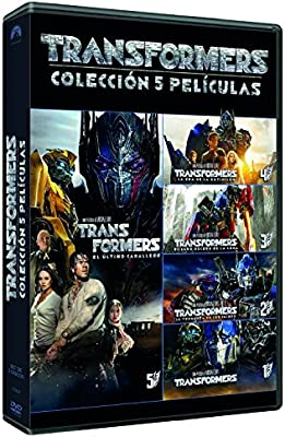 Pack: Transformers 1-5 [DVD]: Amazon.es: Mark Wahlberg, Anthony ...