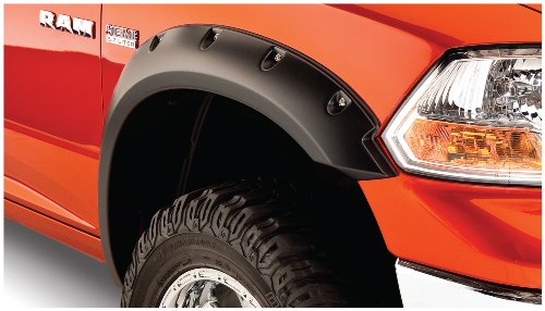 - Bushwacker 50915-02 Dodge Pocket Style Fender Flare - Set of 4