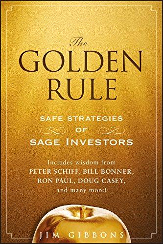 The Golden Rule: Safe Strategies of Sage Investors: Amazon.es ...