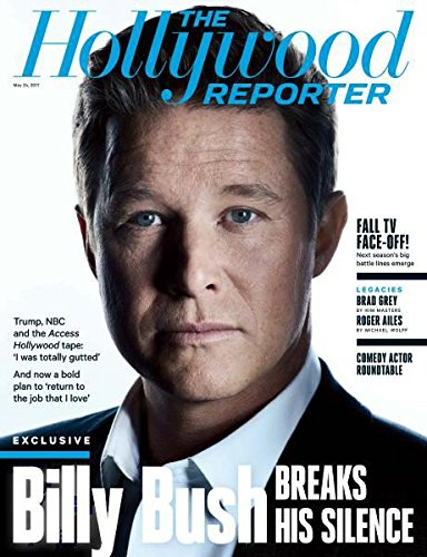 The Hollywood Reporter Magazine (May 24, 2017) Billy Bush Breaks His Silence Cover