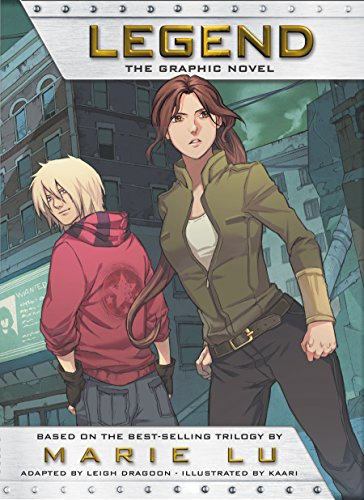 Legend the graphic novel kindle edition by marie lu children legend the graphic novel by lu marie fandeluxe Images