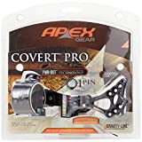 Apex Gear 1 Dot Covert Pro Sight, Right Hand/Left Hand, Black