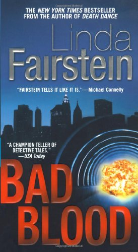 book cover of Bad Blood