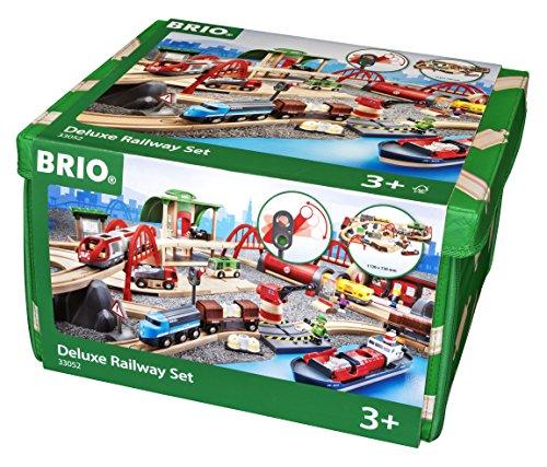 Brio - 33052 - Circuit de Chemin de Fer deluxe