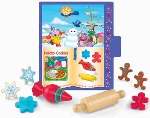 Amazon Com Fisher Price Dora The Explorer Dora Fiesta Favorites Holiday Cookies Toys Games