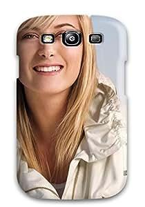 Galaxy High Quality Tpu Case/ Maria Sharapova Photos DxZvsnz5208GLAzi Case Cover For Galaxy S3