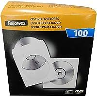 Fellowes - Pack de 100 Sobres de Papel