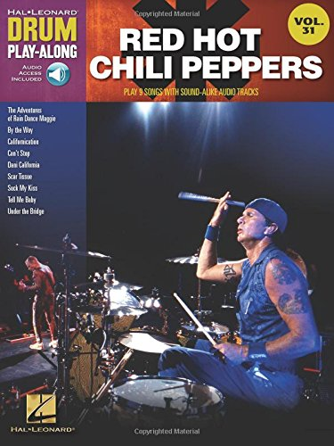 Red Hot Chili Peppers: Drum Play-Along Volume 31