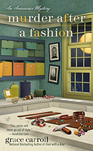Murder After a Fashion (An Accessories Mystery Book 3)