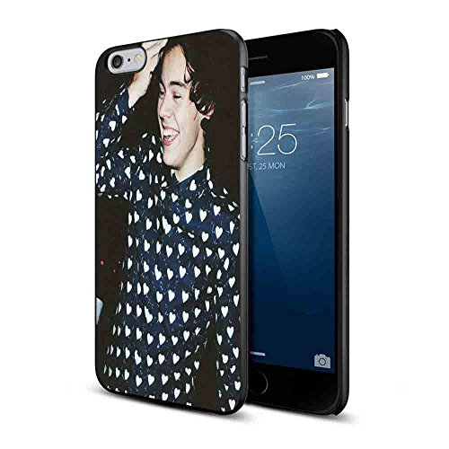 Harry Direction Styles Hipster Style for Iphone and Samsung Galaxy Case (iPhone 6/6s black)