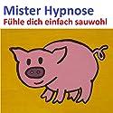 Fühle dich einfach sauwohl Hörbuch von  Mister Hypnose Gesprochen von: Henning Glaser
