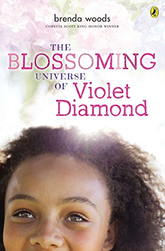 The Blossoming Universe of Violet Diamond (Violet Blossoming Of Life)