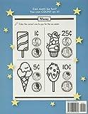 Kindergarten Math Workbook: Kindergarten and 1st