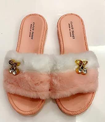 Cloud Shoes Slides - Women